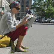 Agnieszka Grochowska - galeria zdjęć - Zdjęcie nr. 6 z filmu: Mała wielka miłość