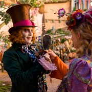 Johnny Depp - galeria zdjęć - Zdjęcie nr. 8 z filmu: Alicja po drugiej stronie lustra