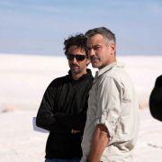 George Clooney - galeria zdjęć - Zdjęcie nr. 23 z filmu: Człowiek, który gapił się na kozy
