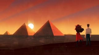 Egipski przekręt