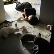Eva Green - galeria zdjęć - Zdjęcie nr. 5 z filmu: Ostatnia miłość na Ziemi
