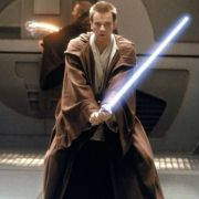 Ewan McGregor - galeria zdjęć - Zdjęcie nr. 11 z filmu: Gwiezdne wojny: Część I - Mroczne widmo