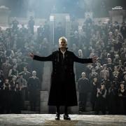 Johnny Depp - galeria zdjęć - Zdjęcie nr. 5 z filmu: Fantastyczne zwierzęta: Zbrodnie Grindelwalda