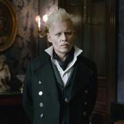 Johnny Depp - galeria zdjęć - Zdjęcie nr. 4 z filmu: Fantastyczne zwierzęta: Zbrodnie Grindelwalda