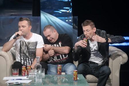 Marcin Wójcik, Michał Wójcik, Waldemar Wilkołek / Wojciech Pszoniak