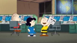 Misja 10: Niezły z ciebie księżyc, Charlie Brownie
