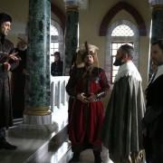 Mehmet Kurtulus - galeria zdjęć - Zdjęcie nr. 12 z filmu: Wspaniałe stulecie: Sułtanka Kösem
