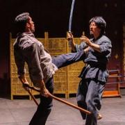 Kane Kosugi - galeria zdjęć - Zdjęcie nr. 1 z filmu: Ninja: Cień łzy