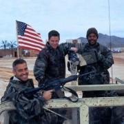 George Clooney - galeria zdjęć - Zdjęcie nr. 22 z filmu: Złoto pustyni