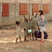 Audrey Dana - galeria zdjęć - Zdjęcie nr. 3 z filmu: Sekret afrykańskiego dziecka