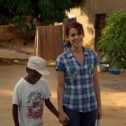 Audrey Dana - galeria zdjęć - Zdjęcie nr. 9 z filmu: Sekret afrykańskiego dziecka