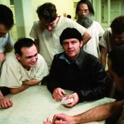 Jack Nicholson - galeria zdjęć - Zdjęcie nr. 16 z filmu: Lot nad kukułczym gniazdem