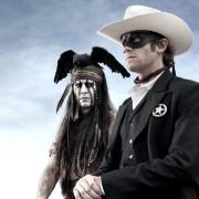 Johnny Depp - galeria zdjęć - Zdjęcie nr. 13 z filmu: Jeździec znikąd