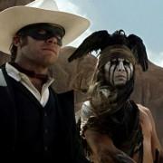 Johnny Depp - galeria zdjęć - Zdjęcie nr. 10 z filmu: Jeździec znikąd