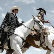 Johnny Depp - galeria zdjęć - Zdjęcie nr. 20 z filmu: Jeździec znikąd