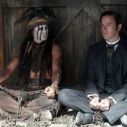 Johnny Depp - galeria zdjęć - Zdjęcie nr. 17 z filmu: Jeździec znikąd
