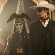 Johnny Depp - galeria zdjęć - Zdjęcie nr. 15 z filmu: Jeździec znikąd