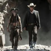 Johnny Depp - galeria zdjęć - Zdjęcie nr. 14 z filmu: Jeździec znikąd