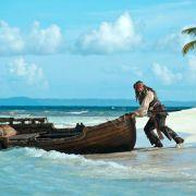 Johnny Depp - galeria zdjęć - Zdjęcie nr. 14 z filmu: Piraci z Karaibów: Na nieznanych wodach
