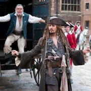 Johnny Depp - galeria zdjęć - Zdjęcie nr. 25 z filmu: Piraci z Karaibów: Na nieznanych wodach