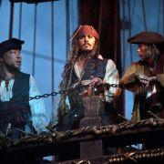 Johnny Depp - galeria zdjęć - Zdjęcie nr. 29 z filmu: Piraci z Karaibów: Na nieznanych wodach