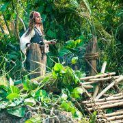 Johnny Depp - galeria zdjęć - Zdjęcie nr. 9 z filmu: Piraci z Karaibów: Na nieznanych wodach