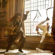 Johnny Depp - galeria zdjęć - Zdjęcie nr. 8 z filmu: Piraci z Karaibów: Na nieznanych wodach