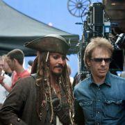 Johnny Depp - galeria zdjęć - Zdjęcie nr. 18 z filmu: Piraci z Karaibów: Na nieznanych wodach