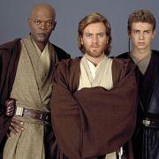 Ewan McGregor - galeria zdjęć - Zdjęcie nr. 5 z filmu: Gwiezdne wojny: Część II - Atak klonów