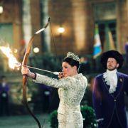 Anne Hathaway - galeria zdjęć - Zdjęcie nr. 5 z filmu: Pamiętnik księżniczki 2: Królewskie zaręczyny