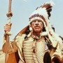 Gubernator William J. Lepetomane / Wódz Indian - Mel Brooks