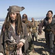 Johnny Depp - galeria zdjęć - Zdjęcie nr. 4 z filmu: Piraci z Karaibów: Na krańcu świata