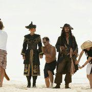 Johnny Depp - galeria zdjęć - Zdjęcie nr. 12 z filmu: Piraci z Karaibów: Na krańcu świata