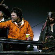 Johnny Depp - galeria zdjęć - Zdjęcie nr. 11 z filmu: Piraci z Karaibów: Na krańcu świata
