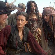 Johnny Depp - galeria zdjęć - Zdjęcie nr. 17 z filmu: Piraci z Karaibów: Na krańcu świata