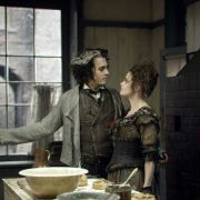 Johnny Depp - galeria zdjęć - Zdjęcie nr. 20 z filmu: Sweeney Todd: Demoniczny golibroda z Fleet Street