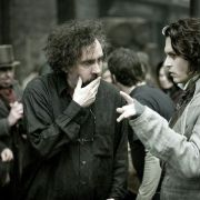 Johnny Depp - galeria zdjęć - Zdjęcie nr. 10 z filmu: Sweeney Todd: Demoniczny golibroda z Fleet Street