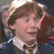 Rupert Grint - galeria zdjęć - Zdjęcie nr. 1 z filmu: Harry Potter i Komnata Tajemnic