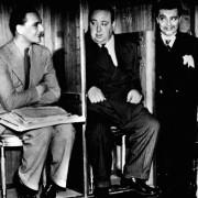 Alfred Hitchcock - galeria zdjęć - Zdjęcie nr. 1 z filmu: Bałkany