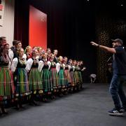 Łukasz Kośmicki - galeria zdjęć - Zdjęcie nr. 1 z filmu: Ukryta gra