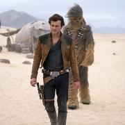 Joonas Suotamo - galeria zdjęć - Zdjęcie nr. 5 z filmu: Han Solo: Gwiezdne wojny - historie