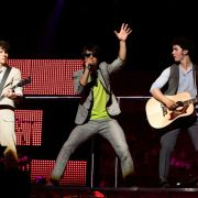 Nick Jonas - galeria zdjęć - Zdjęcie nr. 6 z filmu: Jonas Brothers - Koncert