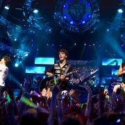 Nick Jonas - galeria zdjęć - Zdjęcie nr. 8 z filmu: Jonas Brothers - Koncert