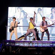 Nick Jonas - galeria zdjęć - Zdjęcie nr. 17 z filmu: Jonas Brothers - Koncert