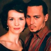 Johnny Depp - galeria zdjęć - Zdjęcie nr. 7 z filmu: Czekolada