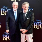 Steven Spielberg - galeria zdjęć - Zdjęcie nr. 1 z filmu: BFG: Bardzo Fajny Gigant