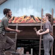 Alycia Debnam-Carey - galeria zdjęć - Zdjęcie nr. 60 z filmu: Fear the Walking Dead