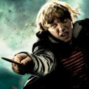 Rupert Grint - galeria zdjęć - Zdjęcie nr. 17 z filmu: Harry Potter i Insygnia Śmierci: Część II