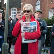 Joanna Lumley - galeria zdjęć - filmweb