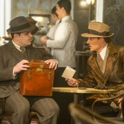 Johnny Depp - galeria zdjęć - Zdjęcie nr. 8 z filmu: Morderstwo w Orient Expressie